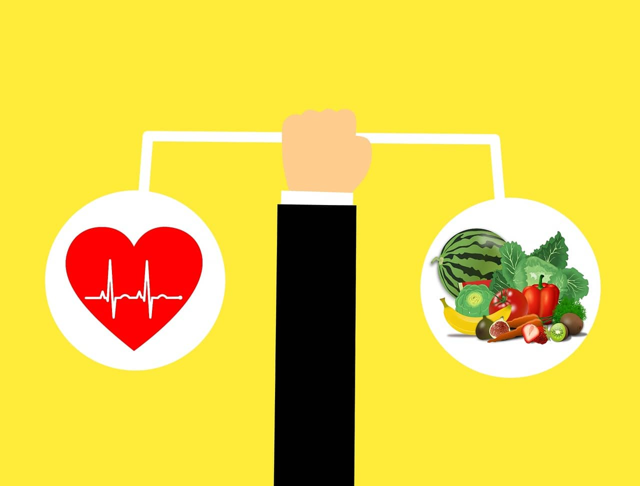 Las Hortalizas y Vegetales aceleran el metabolismo