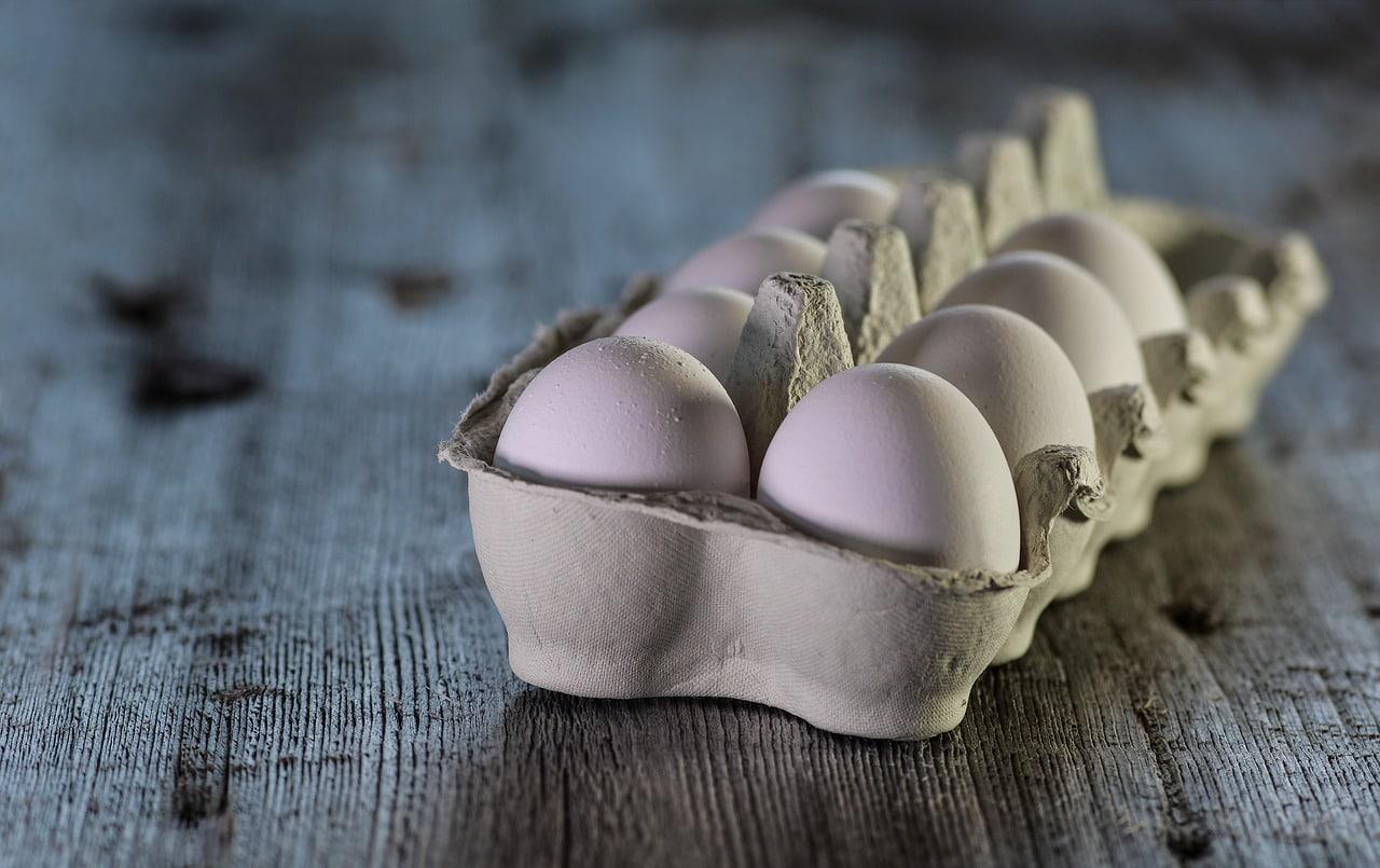 Huevos para ayudar a acelerar el metabolismo