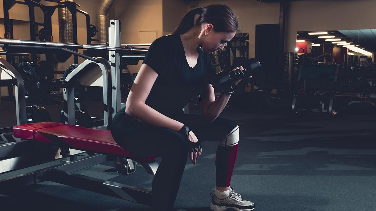 DESMINTIENDO MITOS: Aumento de masa muscular en mujeres 2