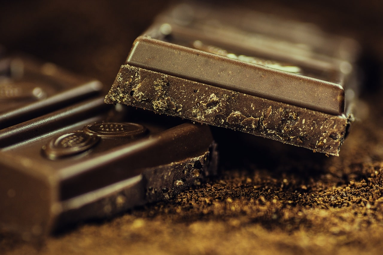 Alimentos que dan energía - Chocolate Oscuro