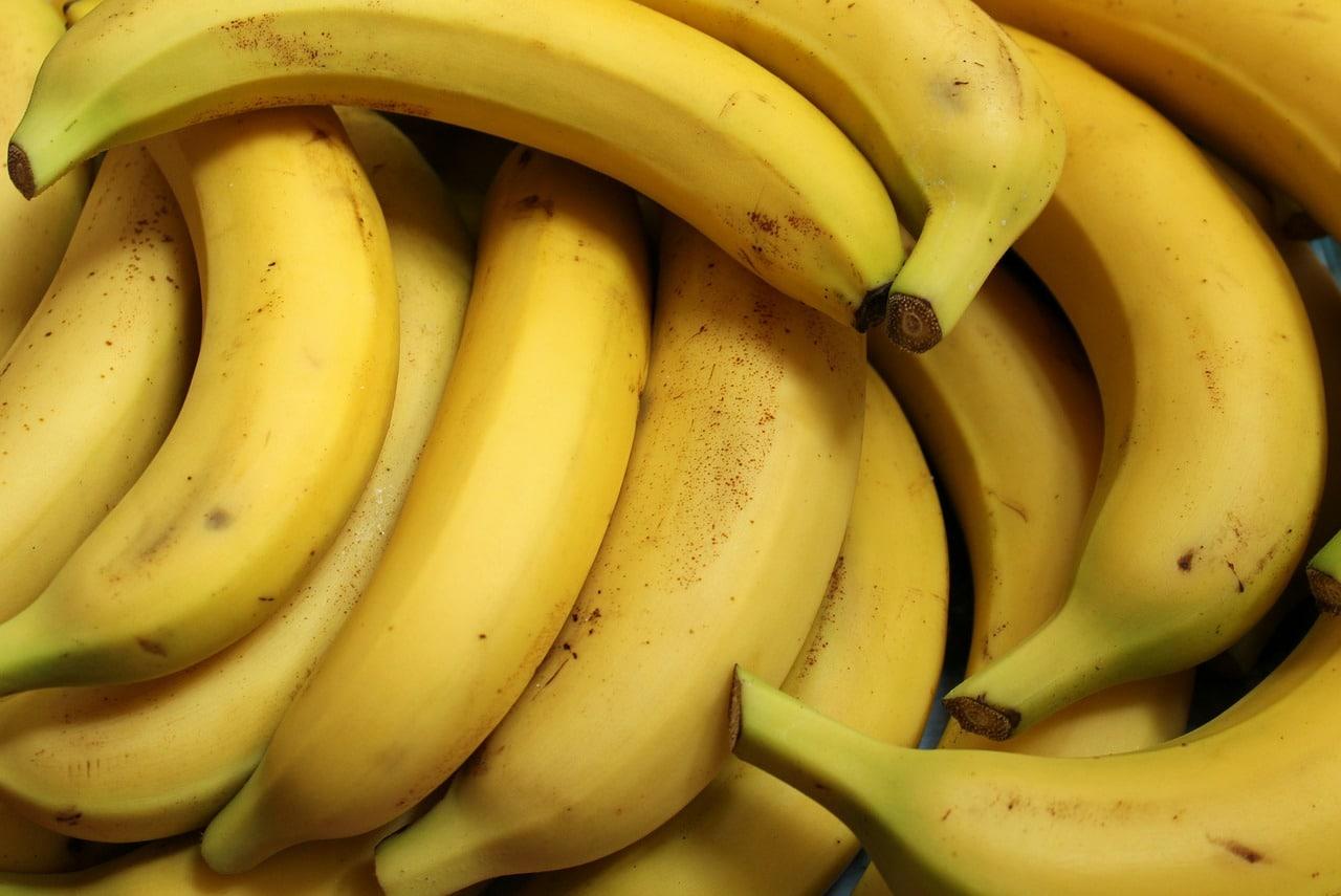 El Plátano una rica fuente de potasio