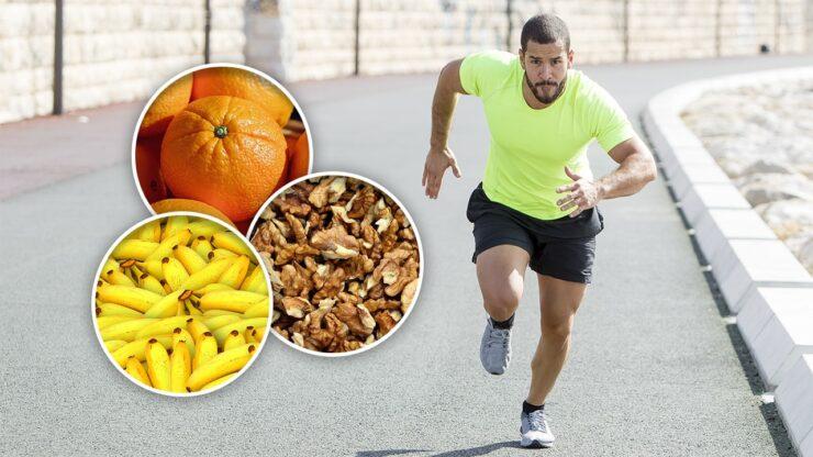 12 Alimentos para corredores: Mejora tu recuperación física y tu rendimiento