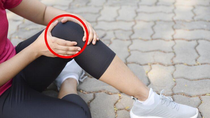 ¿Cuáles son las lesiones más comunes en la rodilla?