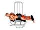 Curl femoral acostado en máquina ¿Cómo hacer este ejercicio para isquiotibiales?