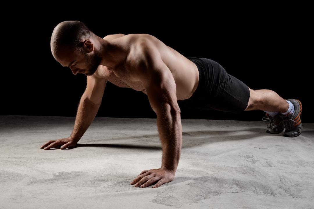 Flexiones brazo o lagartijas ¿Qué son y cómo lograr hacerlas?