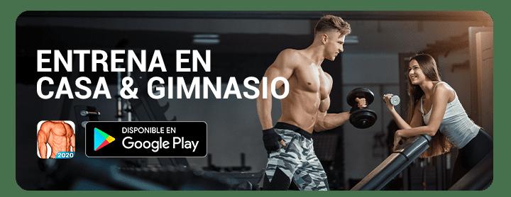 Entrena en casa & gimnasio - EresFitness